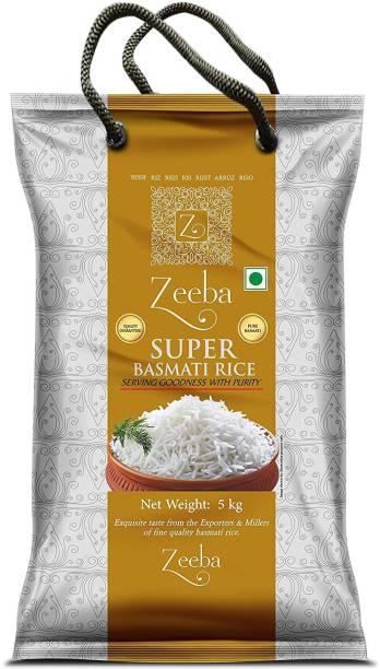 Zeeba Super Basmati Rice (Long Grain)