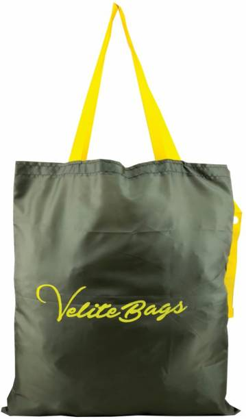 VALUE STORE ENTERPRISE Small Shopping Bags. Re-usable, Foldable, Washable & Durable Shopping Bags Grocery Bag