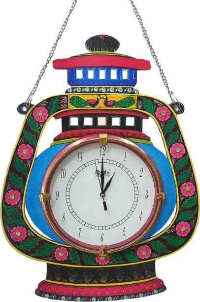 AJANTA Analog 40 cm X 30 cm Wall Clock