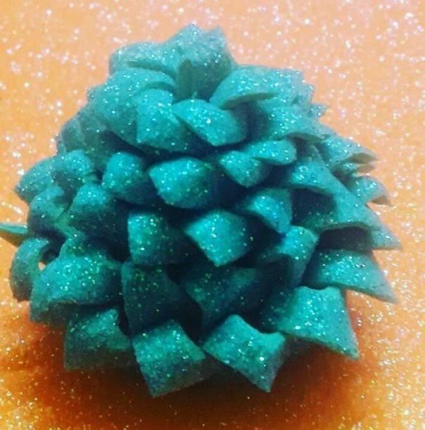 Miniature Pine 5 cm (0.16 ft) Artificial Christmas Tree