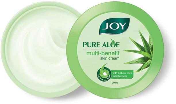 Joy Pure Aloe Multi Benefit Moisturisers Skin Cream for All Skin Type