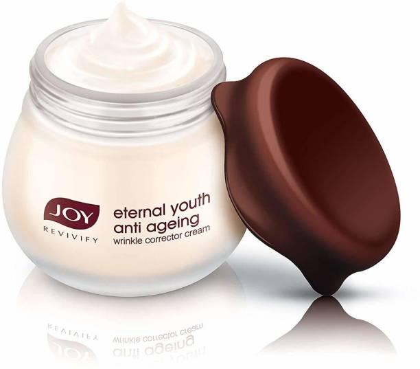 Joy Revivify Eternal Youth Anti Ageing Wrinkle Corrector Cream SPF 20 PA++