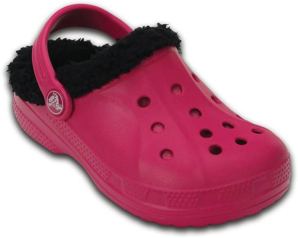 CROCS Girls Slip-on Clogs