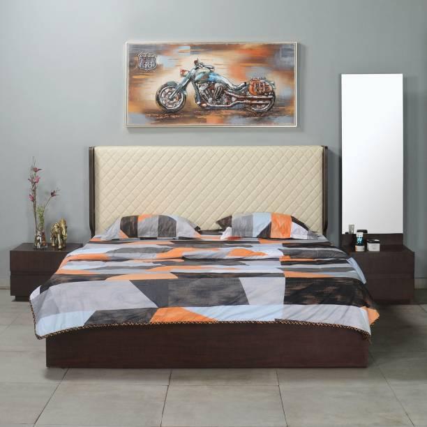 Nilkamal Indore Engineered Wood King Hydraulic Bed