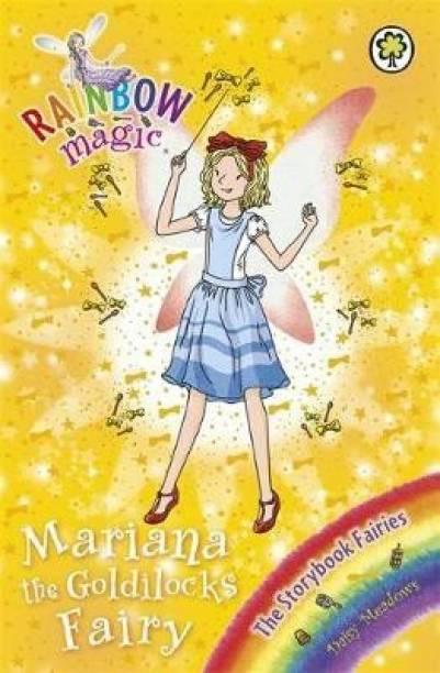Rainbow Magic: Mariana the Goldilocks Fairy