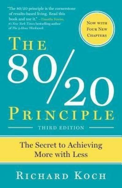 The 80/20 Principle, Expanded and Updated