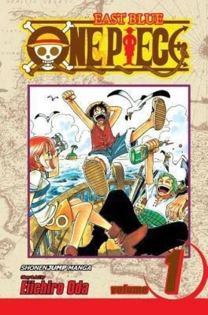 One Piece, Vol. 1