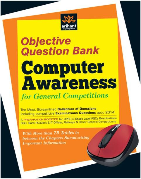 Objective Question Bank of Computer Awareness for General Competitions - Objective Question Bank