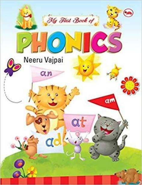 MY FIRST BOOK OF PHONICS