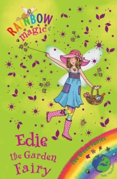 Rainbow Magic: Edie the Garden Fairy