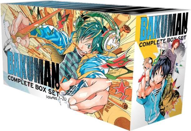 Bakuman. Complete Box Set