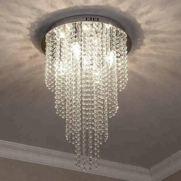 Discount4product Crystal Glass Chandelier/Ceiling Light Chandelier Ceiling Lamp Chandelier Ceiling Lamp