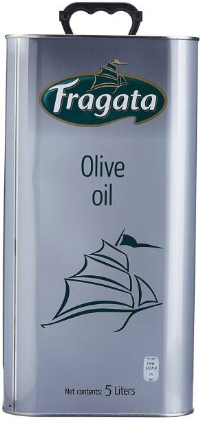 Fragata Spanish Naturally Pure Olive Oil Tin