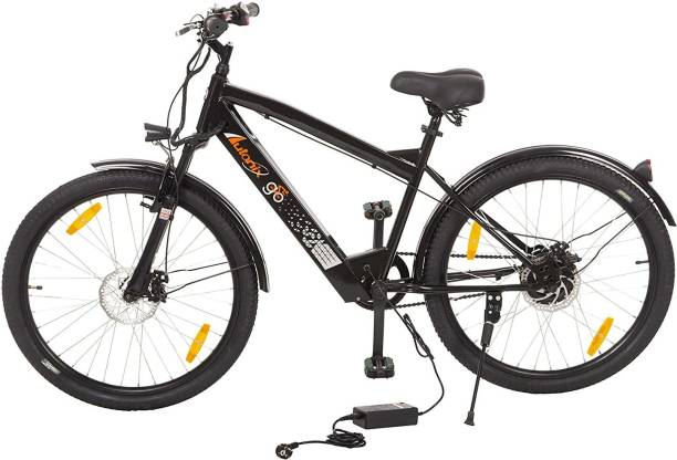 Autonix GO 26 inches Single Speed Lithium-ion (Li-ion) Electric Cycle