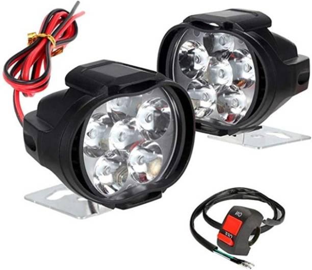 Curved LED Fog Lamp Unit for Bajaj 6 Series