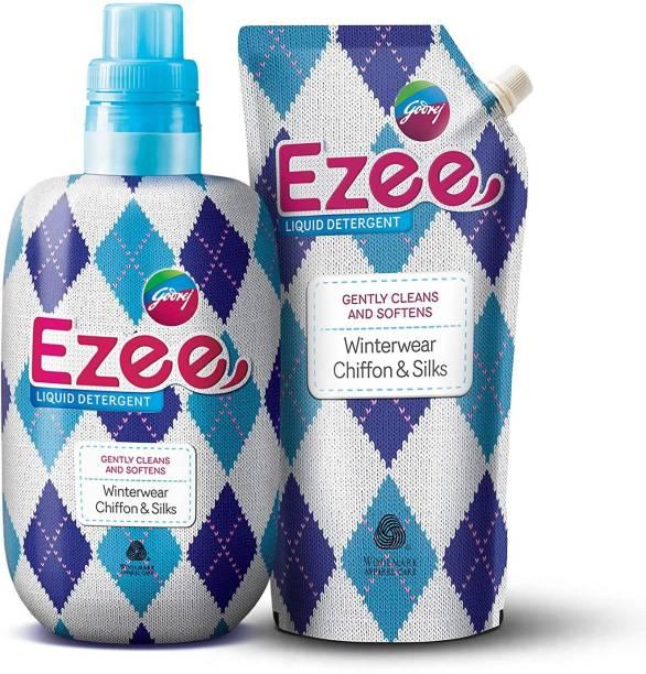 godrej ezee Winterwear Chiffon & Silks Liquid Detergent
