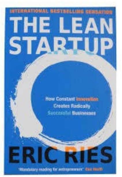 The Lean Startup Paperback, Ries Eric