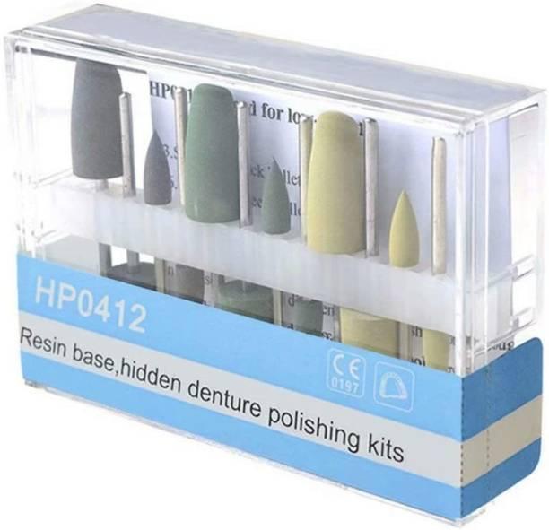 NMD NEXUS MEDODENT NMD Resin Base, Hidden Denture Polishing Kit HP 0412 Surgical Plier