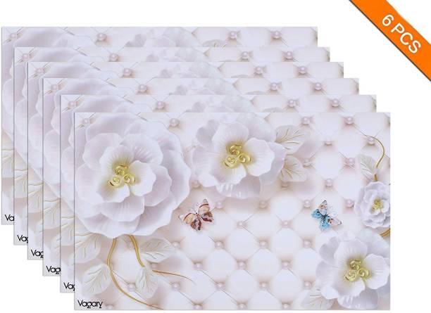 Casanest Rectangular Pack of 6 Table Placemat
