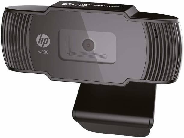 HP 20L58AA w200 HD 720p/30 Fps  Webcam