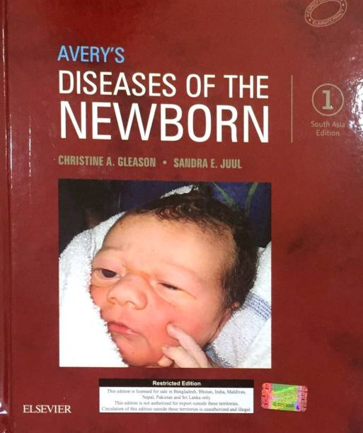 Avery's Diseases of the Newborn: First South Asia Edition