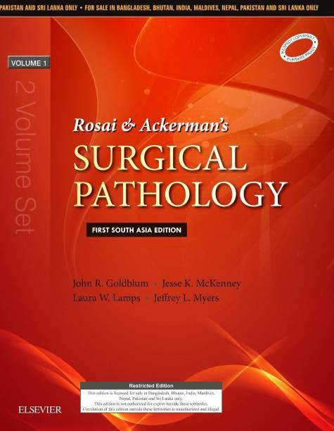 Rosai & Ackerman's Surgical Pathology 2 Volume Set: First South Asia Edition