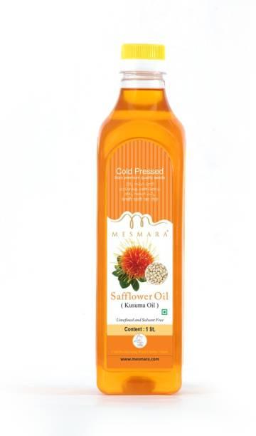 Mesmara Cold Pressed Safflower Oil Safflower Oil Plastic Bottle