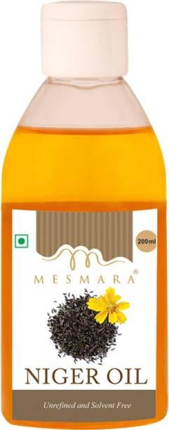 Mesmara Niger Oil Cold Pressed (Verrinuvvulu, Karale, Karal, Ramtil, Surguja, Valesulu, Payellu, Yamitilla) Niger Oil PET Bottle