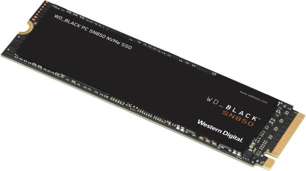 WD SN850 without Heatsink 2 TB Laptop, All in One PC's, Desktop Internal Solid State Drive (WDS200T1X0E)