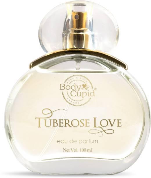 Body Cupid Tuberose Love Eau de Parfum - Floral Collection - For Women - 100 ml Eau de Parfum  -  100 ml