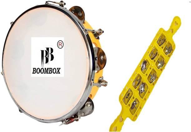 Boom Box 25 cm Headless Tambourine