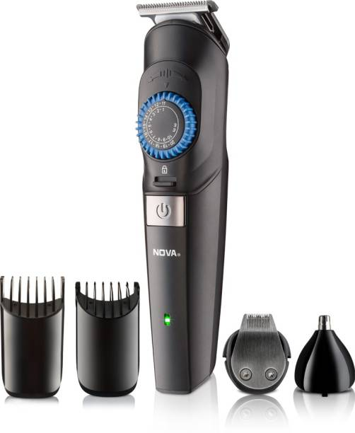 NOVA MultiStyler NG 1147  Runtime: 60 min Trimmer for Men