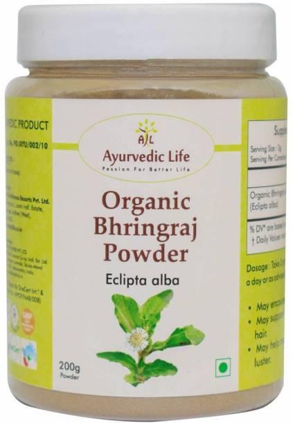 Ayurvedic Life Organic Bhringraj Powder
