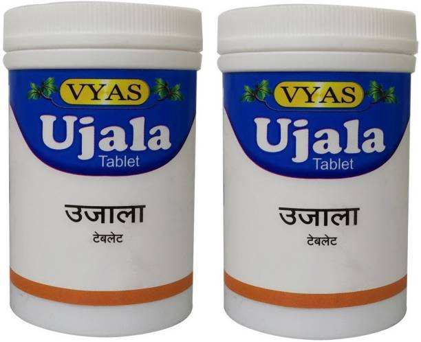 vyas Ujala Tablet for The Treatment of Eye Disorders (Pack of 2)