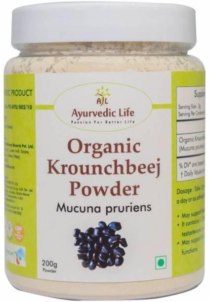 Ayurvedic Life Organic Krounchbeej Powder