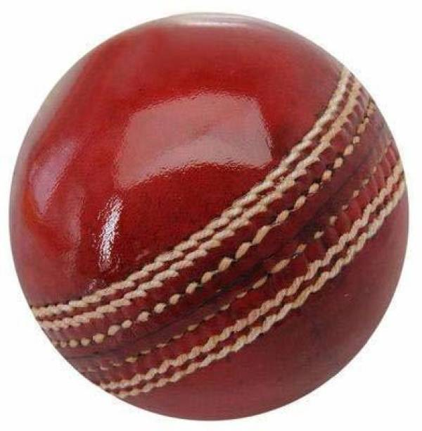 ADSR SPORTS cricket ball (2 panel) Red Color Standard Bail