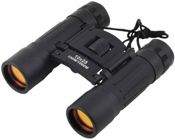 ZZ ZONEX Portable Compact Mini Pocket 10X25 Binoculars Binoculars