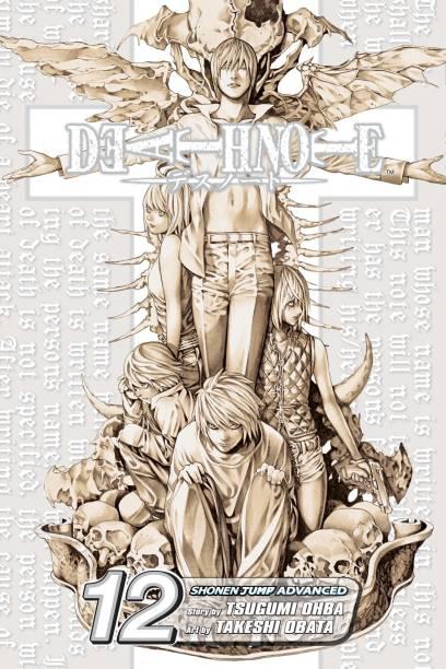 Death Note, Vol. 12