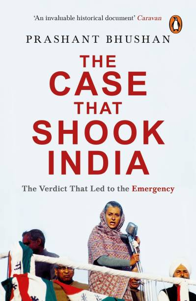 The Case that Shook India. Publisher: penguin books india