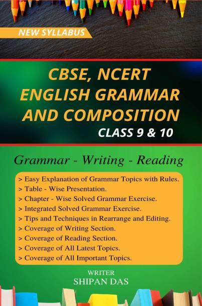CBSE, NCERT English Grammar and Composition Class 9 & 10
