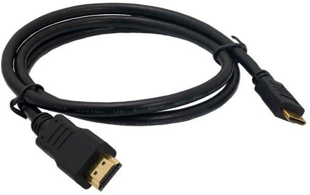 SP Infotech HDMI TO MINI HDMI 1.8 m HDMI Cable