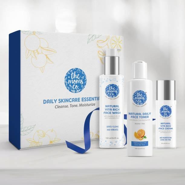 The Moms Co. Daily Skincare Essentials Box