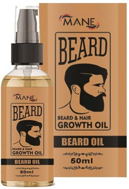 Mane Beard Oil With Natural Ingredients  Hair Oil