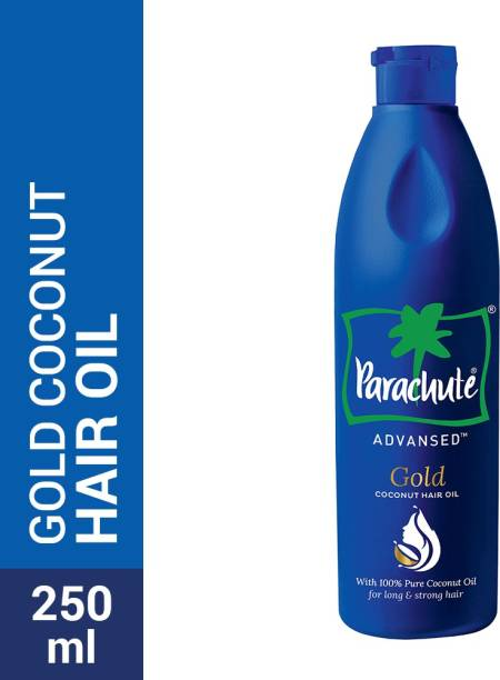 Parachute Advansed Gold Coconut  Hair Oil