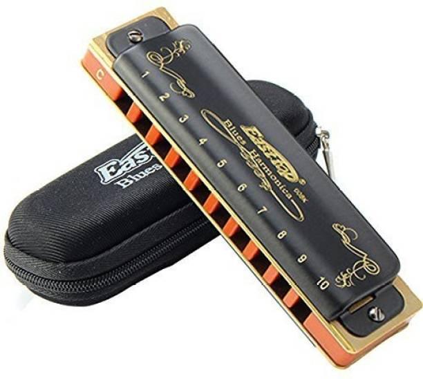 Easttop T008K Diatonic Blues Mouth Organ Harmonica (Key of C)