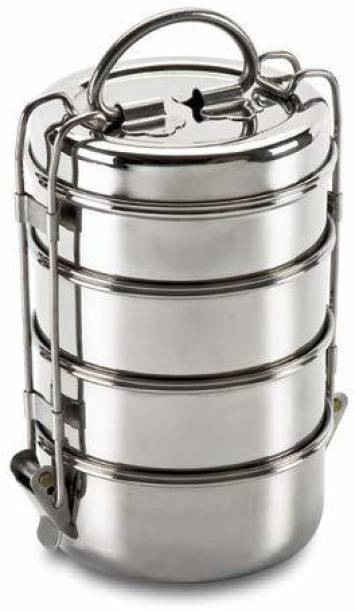 Wallcart Tiffin Box Set 4 4 Containers Lunch Box