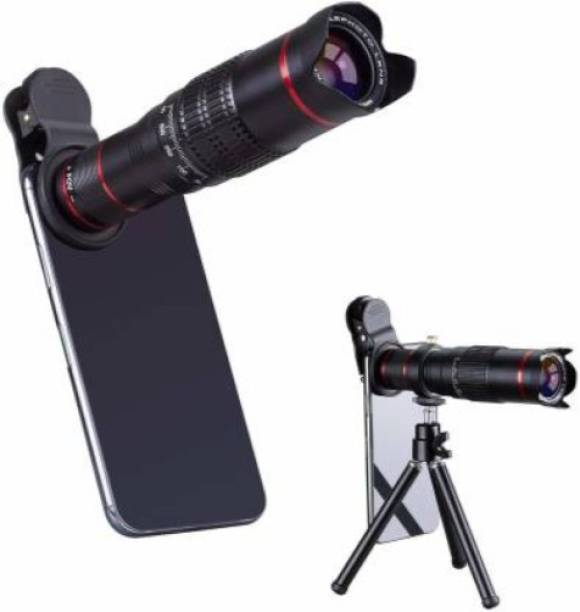 START BUY UEM_624D_ 18X Zoong Mobile Phone Lens compatiable with all Smart phone || Mobile Lens||Universal Mobile Lens ||Telescope Lens||Zoom Lens||So Best and Quality Compatible with all your devices Mobile Phone Lens