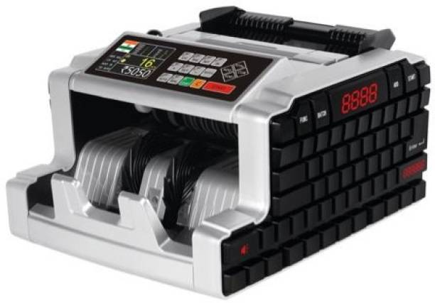 DRMS STORE Mix Note Value Counting Machine with Duplicate Note Detection, Suitable for All Old & New denominations Of 10,20,50,100,200,500,2000 Note Counting Machine