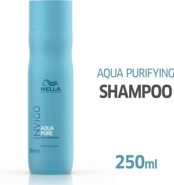 Wella Professionals INVIGO BALANCE AQUA PURE, Purifying Shampoo