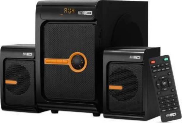 ALTEC LANSING AL-3003A 50 W Bluetooth Home Theatre (Black, Orange, 2.1 Channel) 50 W Bluetooth Home Theatre